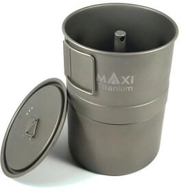 Toaks Maxi Titanium Caffettiera 0.5 l